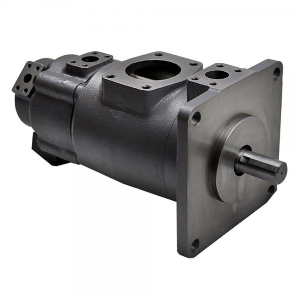 Yuken  PV2R12-25-41-F-RAA-40 Double Vane pump #1 image